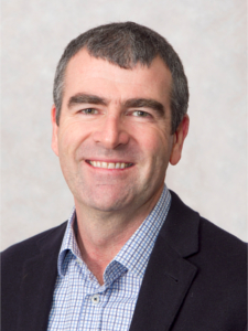 Stephen MacDonell – Deputy Chair, SI^NZ