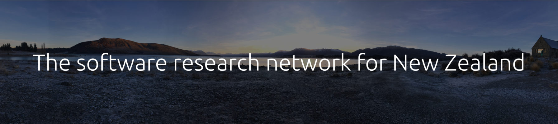 The software research network for New Zealand