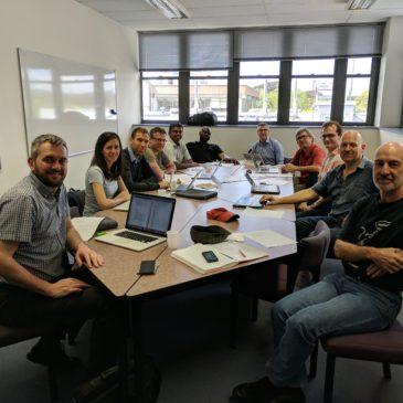 Software Innovation NZ meets again